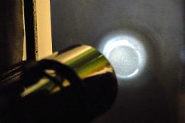 Imagem: O evento ocorrerá em Sobral, em alusão ao centenário do eclipse que ajudou na comprovação da Teoria da Relatividade (Foto: Ribamar Neto/UFC)