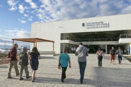 Imagem: Campus de Crateús iniciou suas atividades em 2014 (Foto: Viktor Braga/UFC)