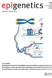 Capa da revista Epigenetics