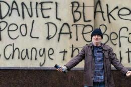 """Imagem: O filme """"Eu, Daniel Blake"""", vencedor da Palma de Ouro no Festival de Cannes em 2016, trata de questões como desemprego e aposentadoria (Foto: Divulgação)"""
