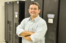 Imagem: Prof. Joaquim Bento Cavalcante Neto é o novo diretor da STI (Foto: Rafael Cavalcante)