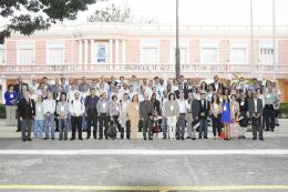 Imagem: Foto oficial do 3º Fórum Nacional de Pró-Reitores de Planejamento e Administração (FORPLAD) (Foto: Ribamar Neto)