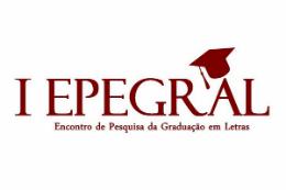 Imagem: Logomarca do I Encontro de Pesquisa da Graduação em Letras