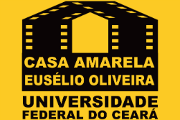 Imagem: Cartaz com símbolo referente à Casa Amarela