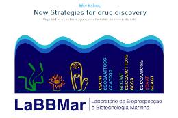 Imagem: Logo do Laboratório de Bioprospecção e Biotecnologia de Produtos Naturais Marinhos (Labbmar)