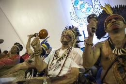 Imagem: Abertas inscrições do processo seletivo para a Licenciatura Intercultural Indígena Pitakajá (Foto: Jr. Panela/UFC)