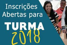Imagem: Cartaz das inscrições para seleção do Curso Paulo Freire (Divulgação)