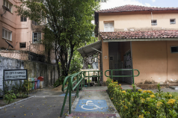 Imagem: O teste de nível e, posteriormente, as aulas ocorrerão na Casa de Cultura Portuguesa, no Campus do Benfica (Foto: Divulgação/Casas de Cultura)