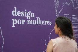 Imagem: Mostra apresenta a trajetória e o repertório de nove designers mulheres de impacto nacional e internacional (Foto: Viktor Braga/UFC)