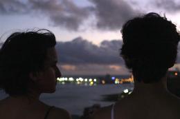 """Imagem: Cena do curta-metragem """"Capitais"""""""