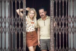 """Imagem: Cena do primeiro episódio da série da TV Globo """"Cine Holliúdy: Francisgleydisson encara novos desafios"""""""