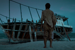 """Imagem: Cena do filme """"O barco"""""""