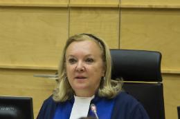 Imagem: A juíza Sylvia Steiner, que de 2003 a 2016 atuou no Tribunal Penal Internacional, é uma das participantes (Foto: divulgação)