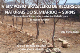 Imagem: Foto de paiagem do semiárido, com terra seca e árvores secas.