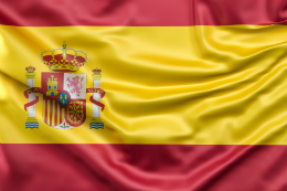 Imagem: Bandeira da Espanha