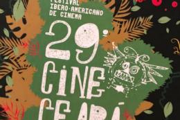 Imagem: O 29º Cine Ceará – Festival Ibero-Americano de Cinema vai ocorrer em setembro (Imagem: Divulgação)