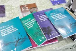 Imagem: Livros da Coleção Estudos de Pós-Graduação