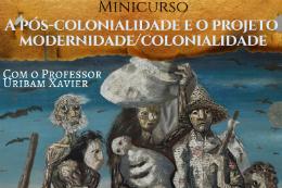 Imagem: Cartaz do minicurso