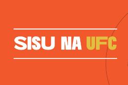 Imagem: arte do SISU na UFC