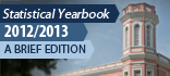 The 2012-2013 Universidade Federal do Ceará Statistical Yearbook - A Brief Edition