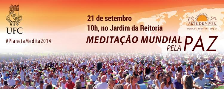 Clique e conheça o evento de meditação coletiva