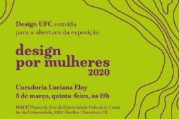 """Imagem: A mostra """"Design por mulheres 2020"""" pretende investigar e dar visibilidade ao papel feminino no design brasileiro (Imagem: Divulgação)"""