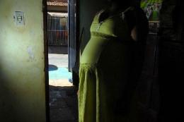 Imagem: Mais de mil mulheres grávidas em isolamento social participaram da pesquisa (Foto: Marcello Casal Jr./ABr)
