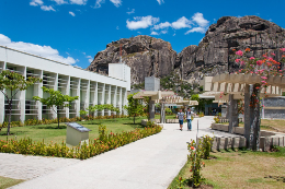 Foto do Campus de Quixadá