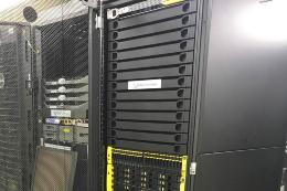 Imagem: Os novos equipamentos de tecnologia da informação vão melhorar a performance da sala-cofre, ambiente de proteção de dados mantido pela STI (Foto: Divulgação)