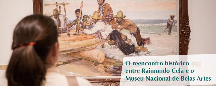 Clique e saiba mais sobre a exposição no Museu Nacional de Belas Artes.
