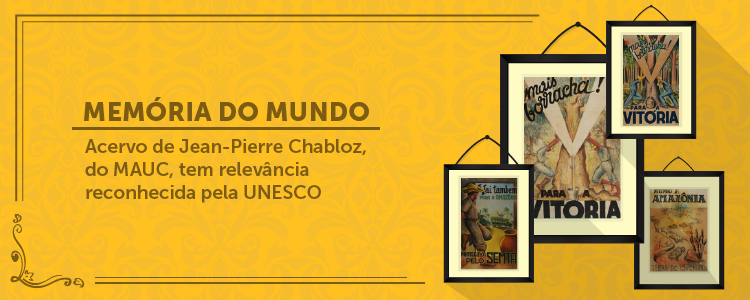 Clique e saiba mais sobre o título concedido pela UNESCO