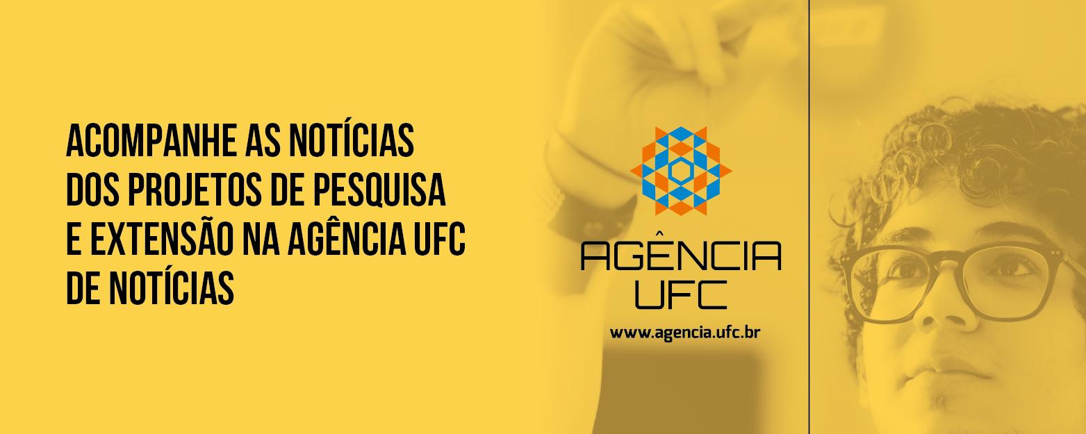 Acesse o site da Agência UFC