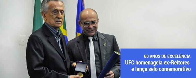 Saiba mais sobre o início das comemorações dos 60 anos da UFC.