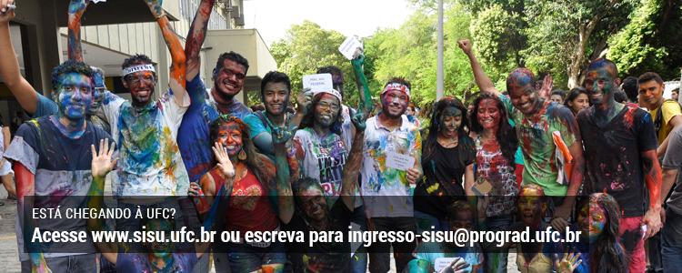 Clique e acesse o site www.sisu.ufc.br!