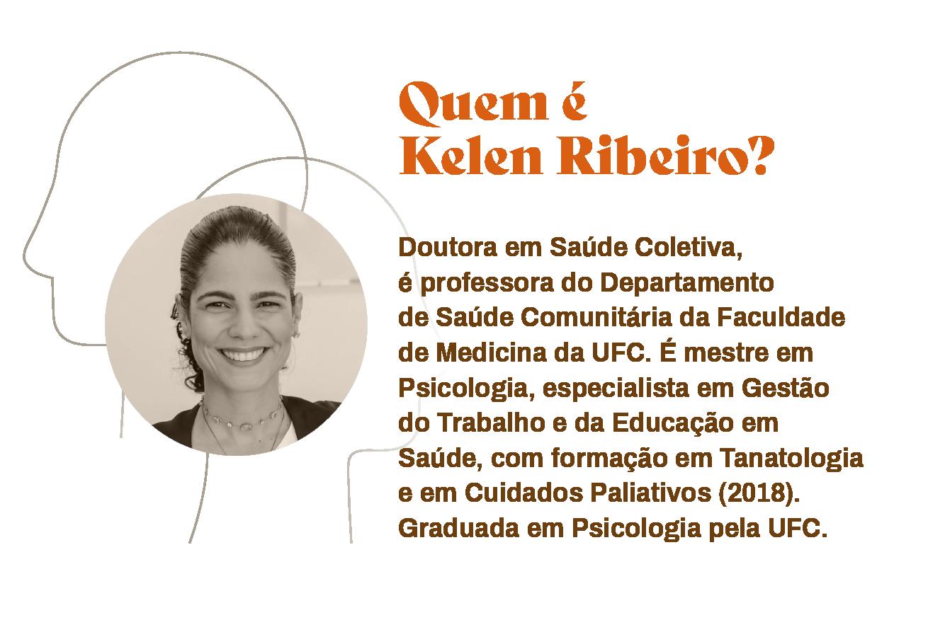 Quem é Kelen Ribeiro?